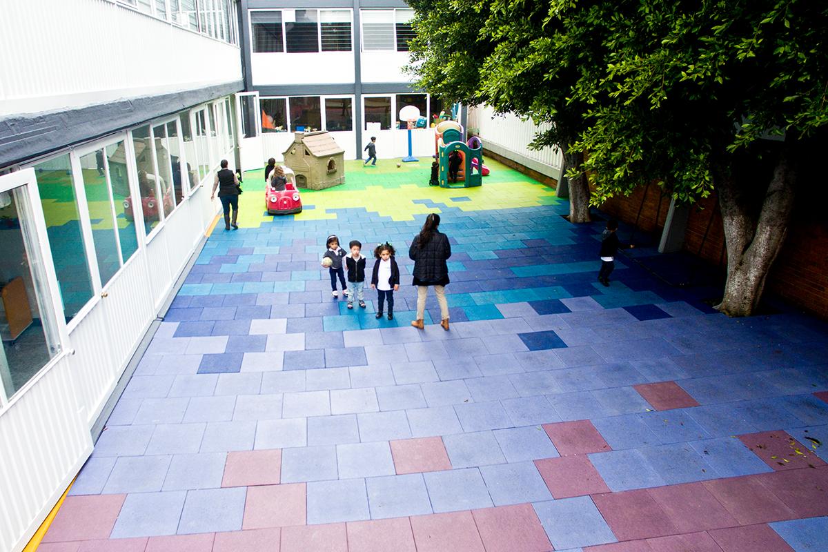 Área Preschool Colegio Chimalistac