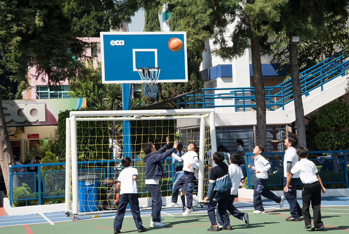 Básquetbol ECA